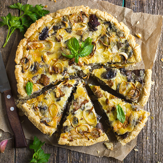 quiche recipes image